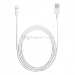 USB data kabel 8pin voor Apple Iphone en Ipad (1 meter)