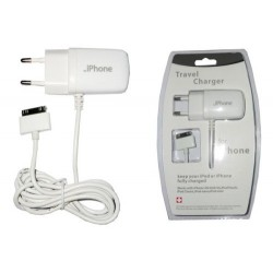 Apple iPhone Travel Charger