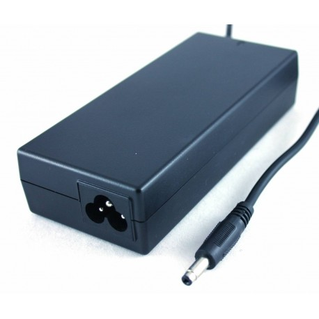 90W HP Compaq Compatible AC Adapter 18.5V 4.9A (Bullet)