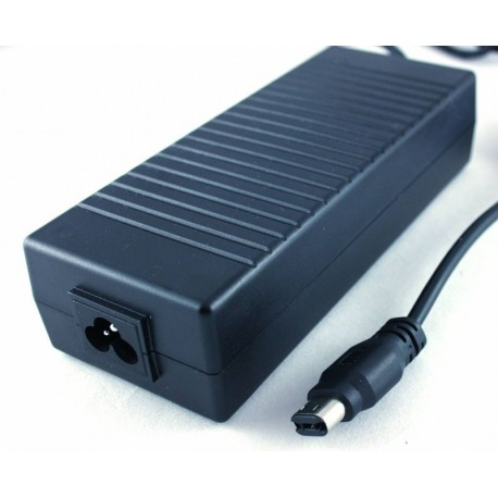 120W HP Compaq Compatible AC Adapter 18.5V 6.5A (Ovale plug)