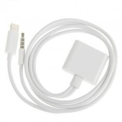 Apple 30pin naar Lightning/DC 3.5MM