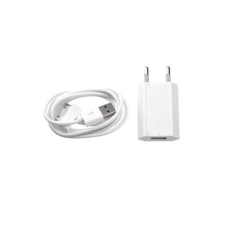 Adapter inclusief kabel voor Iphone