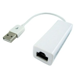 USB 2.0 naar Ethernet Adapter