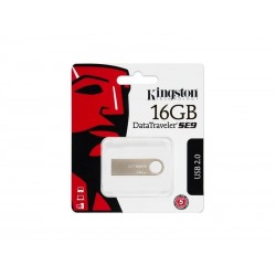 KINGSTON DATATRAVELER SE9 16GB SLEUTELHANGER STICK