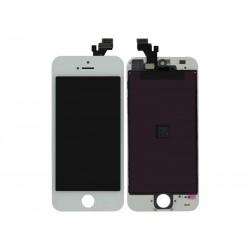 Compatible LCD scherm voor Iphone 5 (Wit)