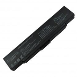 ACCU BATTERIJ - Sony Compatible Accu Batterij VGP-BPS10 Zwart
