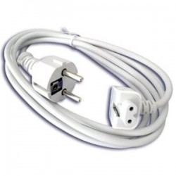 EU Extension Cord (Verlengsnoer) voor Apple