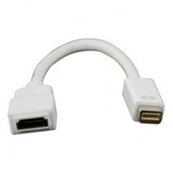 Mini DVI naar HDMI adapter