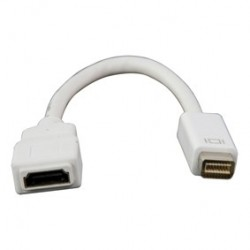 Mini Displayport naar VGA adapter